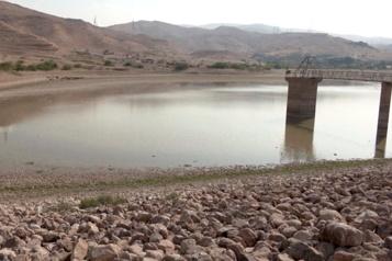 Accord sur la vente d'eau Israël va doubler la quantité d'eau fournie à la Jordanie
