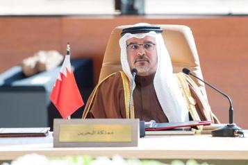 Trump accorde la Légion du mérite au roi Hamad du Bahreïn)