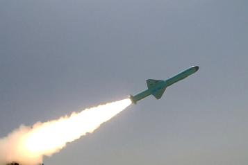 Un drone tire une roquette sur l'aéroport d'Erbil où sont basés des Américains)