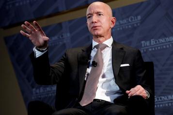 Amazon se pose en défenseur de l'économie américaine)