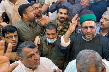Influence de l'Iran L'Irak libère un commandant pro-Iran arrêté pour le meurtre d'un militant)