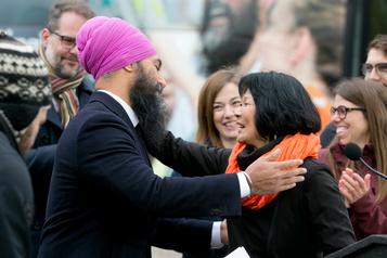 Jagmeet Singh attaque libéraux et bloquistes