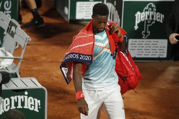 Roland-Garros Monfils éliminé au 1ertour)