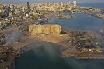 «Beyrouth, c'est Ground Zero» )