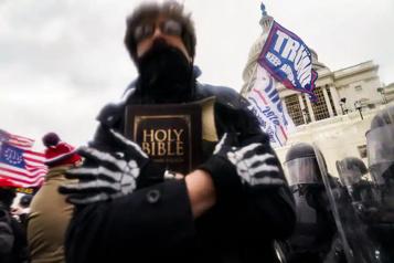 Chrétiens pro-Trump Des évangéliques condamnent la radicalisation de certains fidèles)