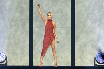 Céline Dion remontera sur scène à LasVegas en novembre)
