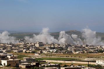 LaRussiedément avoir bombardé quatre hôpitaux syriens en mai