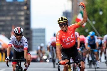 Greg van Avermaet triomphe au Grand Prix cycliste de Montréal