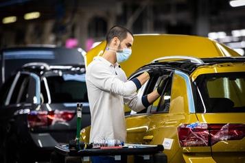 Demande faible: Volkswagen contraint d'interrompre à nouveau sa production )