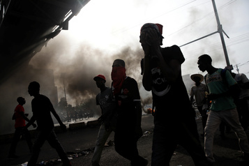 Haïti: l'opposition manifeste contre «l'ingérence internationale»