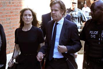 Corruption pour entrer à l'université: 2 semaines de prison pour Felicity Huffman