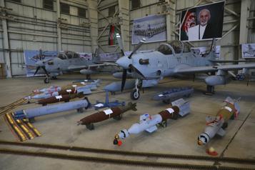 Retrait des troupes américaines Les élus afghans s'alarment de l'état de leur aviation)