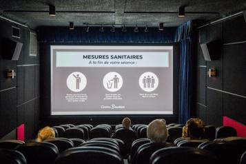 Les cinémas rouvrent vendredi, mais la rentabilité reste incertaine)
