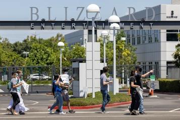 Climat de travail toxique Des employés d'Ubisoft appuient ceux d'Activision)