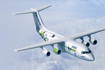 Le défi des avions de ligne électriques)