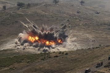 Neuf soldats de l'armée syrienne tués par des bombardements turcs à Idlib