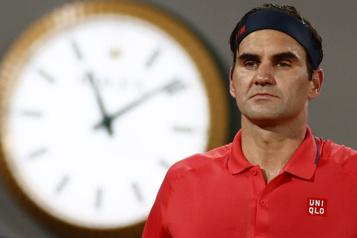 Saison sur gazon Pour Federer, la période «la plus importante» commence lundi)