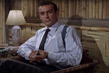 Le pistolet de Sean Connery dans le premier James Bond, mis aux enchères)