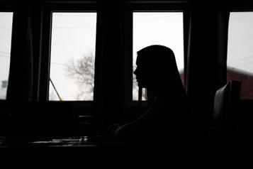Un Québec indifférent aux victimes de violences sexuelles en ligne? )