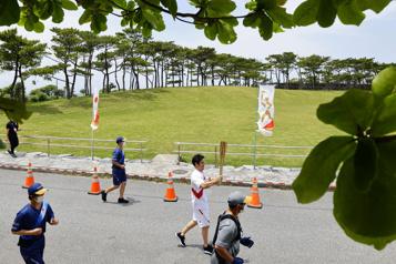 Jeux de Tokyo La COVID-19 modifie le relais de la flamme olympique)