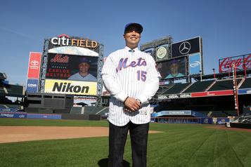 Beltran veut être le meilleur ami du DG des Mets