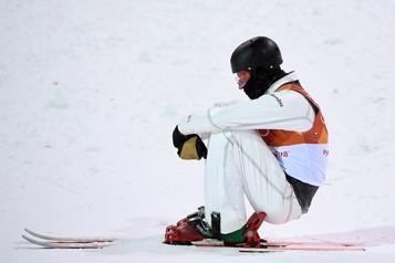 Ski acrobatique: Lewis Irving de retour au boulot)