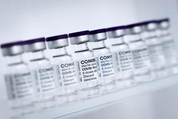 Vaccin Pfizer-BioNTech L'arrivée hebdomadaire de deux millions de doses débute cette semaine)