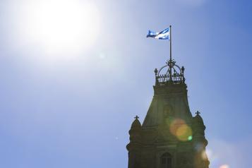 Québec Une rentrée parlementaire sur fond d'élections fédérales)