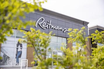 Reitmans obtient l'appui financier de la Banque de Montréal)