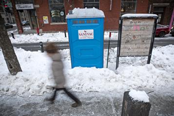 Montréal Un sans-abri innu qui «se cachait des policiers» retrouvé mort )