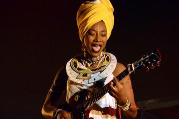 Fatoumata Diawara: adieu tristesse!