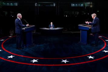 Présidentielle 2020 Trump opposé à un changement des règles des débats)