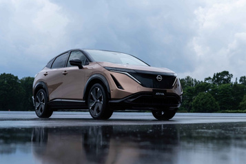 Nissan Ariyatout électrique: l'après-Leaf)
