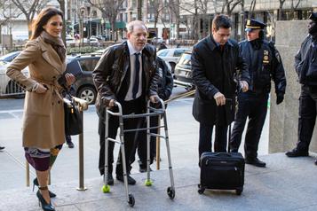 Le jury du procès Weinstein comptera cinq femmes