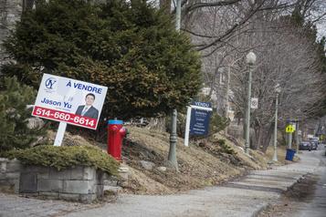 Un recul de 30% des ventes immobilières à prévoir selon la Banque Royale