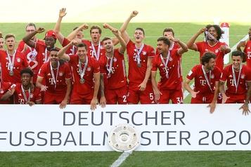 La Bundesliga vise le 18septembre pour sa prochaine saison)