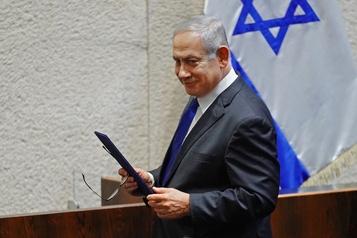 Israël: Nétanyahou demande à ne pas comparaître à son procès)
