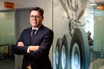 Martin Brassard: «Notre mariage avec Boeing estproductif»