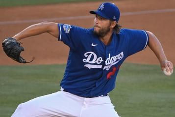 Clayton Kershaw ouvrira le bal pour les Dodgers)