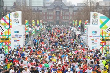 COVID-19 Le marathon de Tokyo reporté en mars2022)