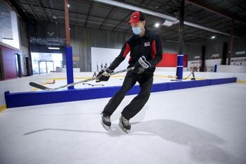 4 Ever Ice Un «agent spécial» au service du coup de patin)