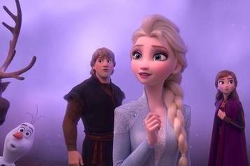 Frozen II : la magie au rendez-vous ★★★½