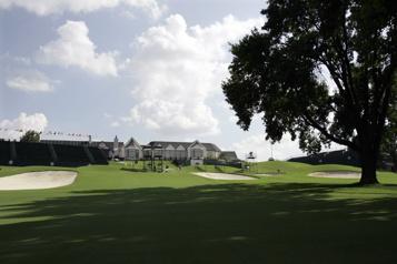 Oklahoma Southern Hills aura de nouveau un tournoi majeur de la PGA)