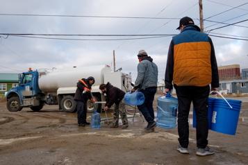 Eau contaminée à Iqaluit  «On a besoin de nouvelles infrastructures»