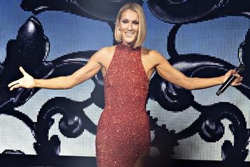 Céline Dion gagne deux prix Webby)