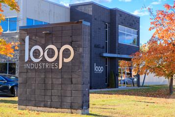 Un géant sud-coréen devient partenaire et actionnaire de Loop Industries )