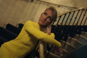 Céline Dion dévoile un court métrage)