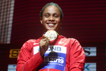 Dopage Le Tribunal arbitral du sport saisi du cas de Salwa Eid Naser)