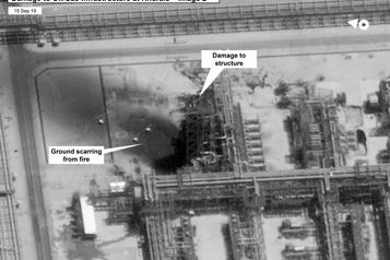 Attaques en Arabie saoudite: Washington met en cause l'Iran et prépare la riposte