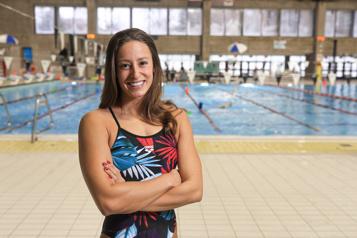 Essais canadiens de natation Katerine Savard: entre confiance et fragilité)